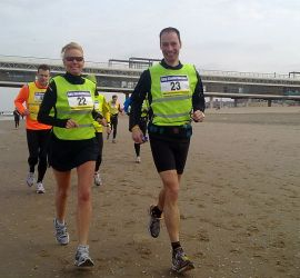 Ultimate Low Tide International Scheveningen – Zandvoort Marathon2011