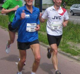 Halve Marathon Leiden 2011 – Onwijs!!