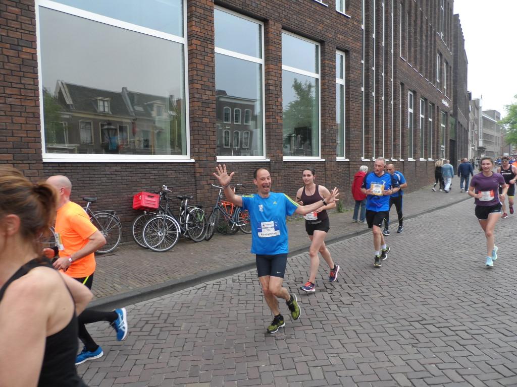 Finish in zicht! - Foto: Martin Vrijenhoek
