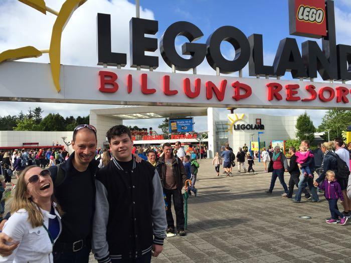 Zeg je Denemarken dan zeg je Legoland!