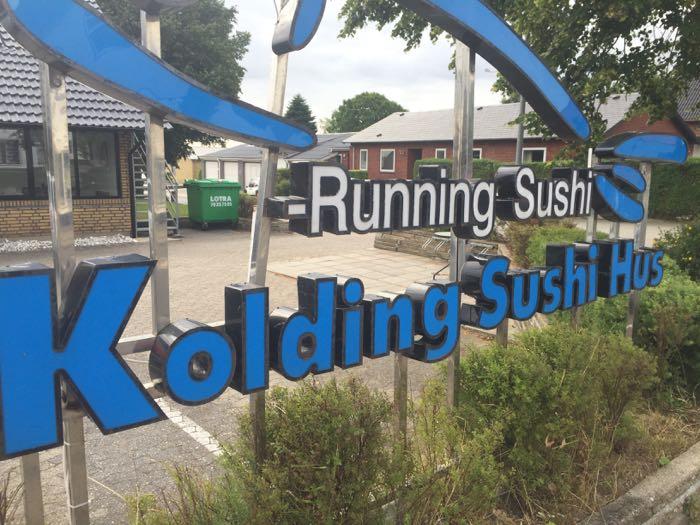 Sushi voor hardlopers :)