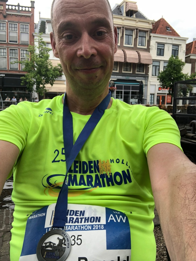 Marathon nr. 45 in the pocket!