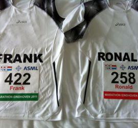 Marathon Eindhoven 2011 – aftellen…