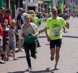 Eindelijk, de Marathon Hoorn