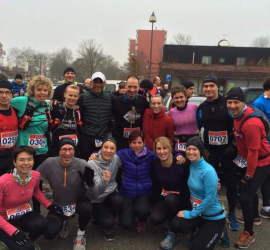 't is voor niks 2014 – Een bijzondere marathon