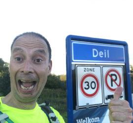 Marathon naar Deil