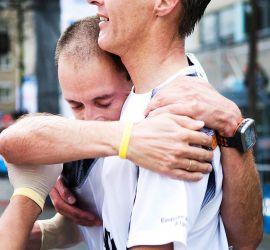 Marathon Eindhoven 2011 – Nét niet gelukt