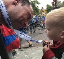 Leiden Marathon 2019 – Een zware editie