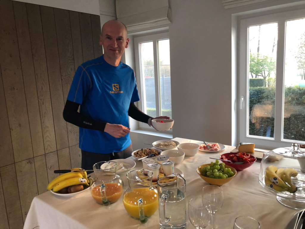Eerst goed ontbijten - Top geregeld door Dries