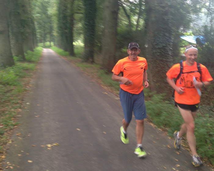 Mooi hardloopplekjes in en rondom Arnhem, zoals hier: Mariëndaal