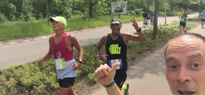 Leiden Marathon – de halve deze keer