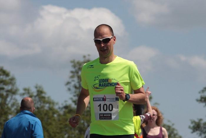 Het was een mooie marathon, daar in Hoorn! - Foto: Angelique Martens