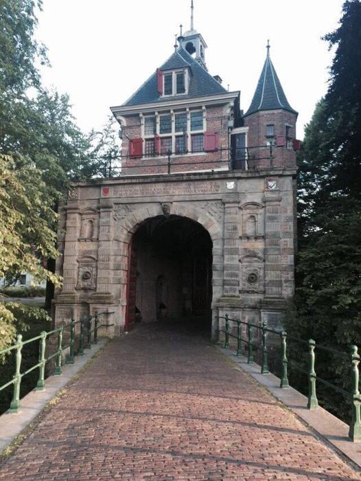 De Oosterpoort, weer zo'n mooi stukje Gouden Eeuw geschiedenis