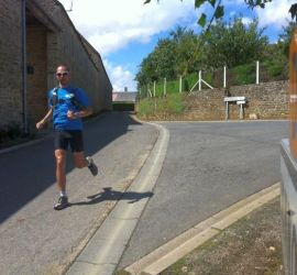 Hardlopen en meer in Normandië