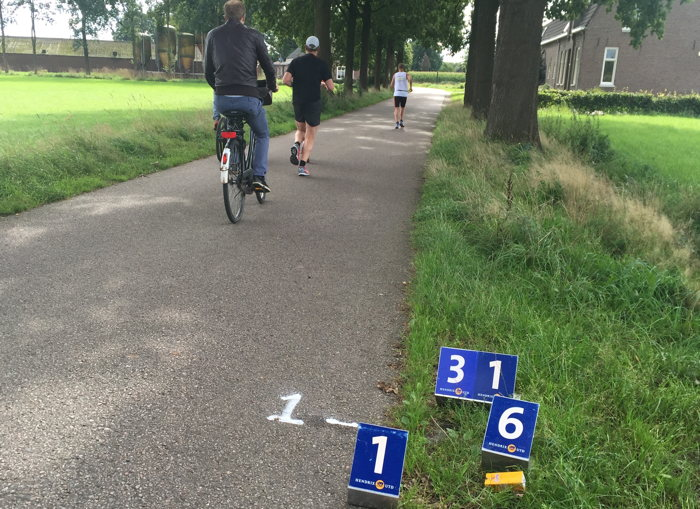 4 x een rondje door Hilvarenbeek