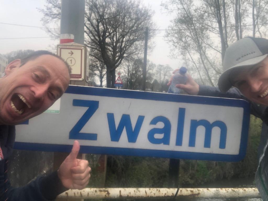 Dag Zwalm! Het was gezellig!