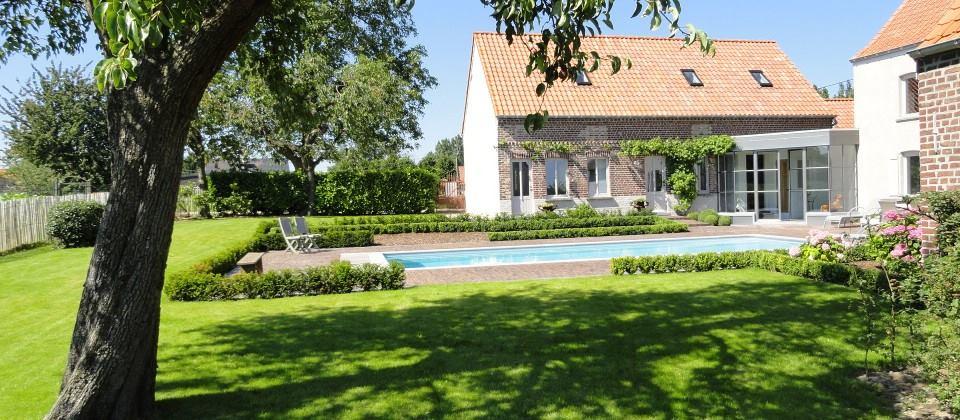 Onze mooie verblijf - Foto: www.caesdaele.be