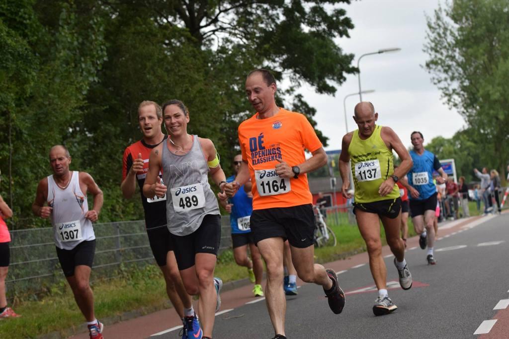 Onderweg met Anneke! - Foto: Carry Wilmink - www.AVWaterweg.nl