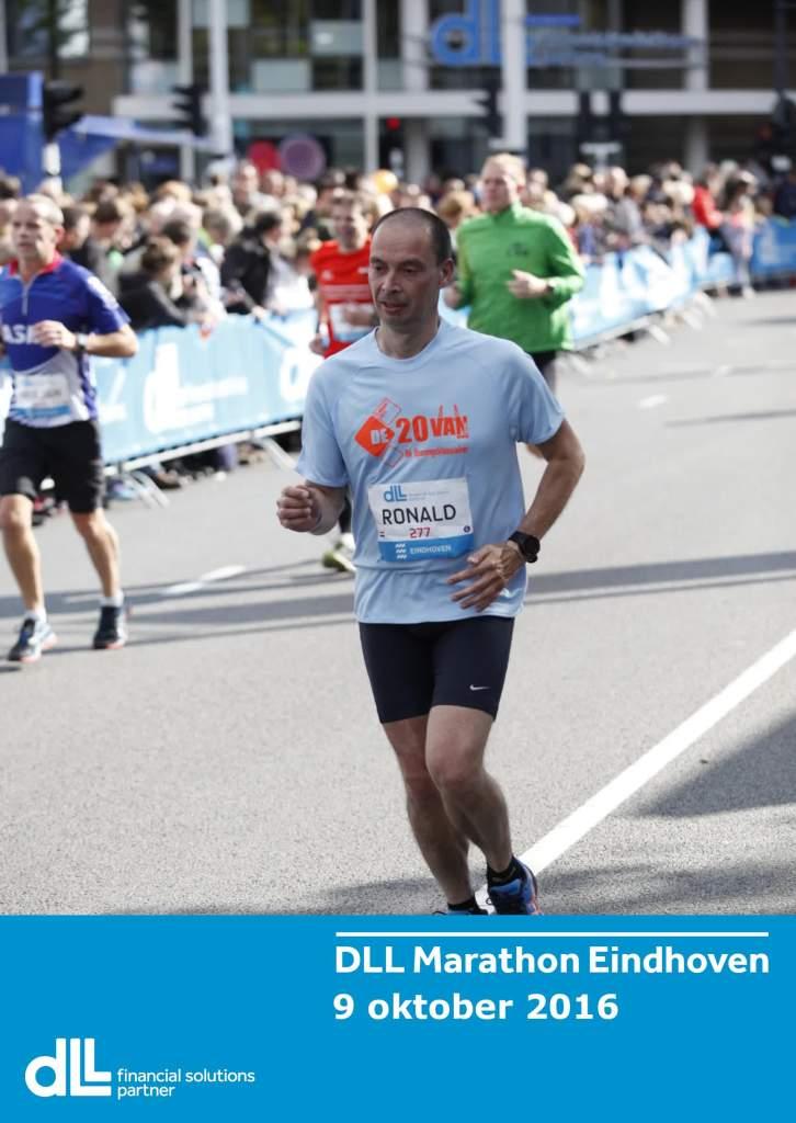 Marathon nr. 40 zit in de pocket!