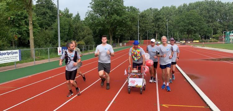 50 jaar, 50e marathon, 50KM – ultRRa FEEST