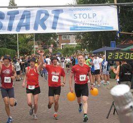 Oranje Kedeng Kedeng Spoor Marathon