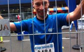 Mijn 30e marathon zit erop! Foto: Merit