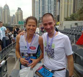 Dubai Marathon 2011 – Een 1000 en 1 nacht sprookje!