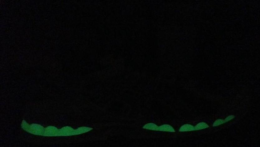 Zo zie je de Nimbus 15 Lite Show als het licht helemaal uitgaat !