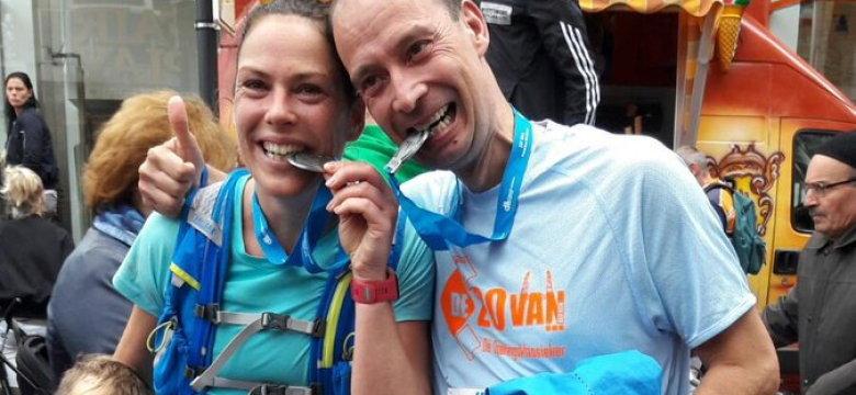Marathon nr. 40 in 040 – Eindhoven 2016