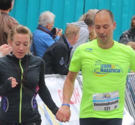 Leiden Marathon 2016 – Weer geen makkelijke!