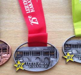 3 x Leiden Marathon 2015