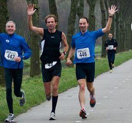 Niet gelukt en toch tevreden – Purmerbos Marathon 2011