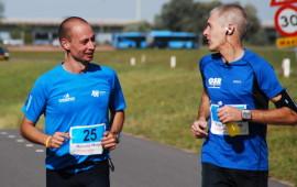 Het was een heel geslaagd 25e marathon feestje! Allemaal bedankt!! - Foto via Kees de Loper
