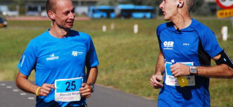 Hoe een sub 3 poging een funrun werd – De 1e marathon van Zwolle