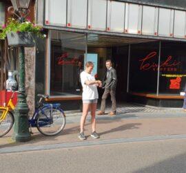 Leiden Marathon 2020 – 2 keer