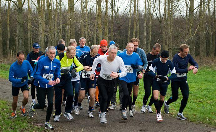 Start Purmerbosmarathon 2011