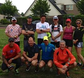 Viezeboekjesstadrun, RAR met Andrea, wijzigingen van plannen en win een marathonstartbewijs
