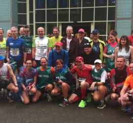 Marathon Rotterdam 2013