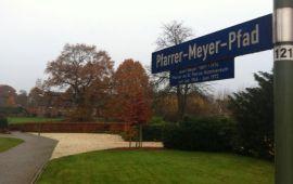 Mijn eigen pad in Duitsland :)