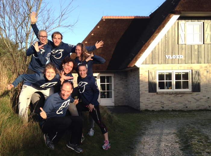Hieronder een verslag van een geweldig weekend op Ameland met Andrea, Bas, Kim, Nienke, Anneke, Merit en ik