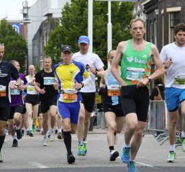 Lijden eh.. Leiden Marathon 2013