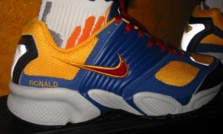 Ronald's Nike's