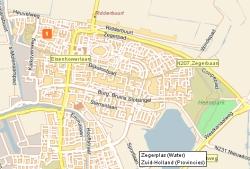Alphen volgens map24.nl
