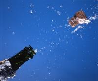 Bubbels.... dit jaar had ik echt een lekkere champagne.. en dat voor iemand die niet van champoepel houdt