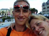 Corné en Giesje, een hardlopend/webloggend echtpaar
