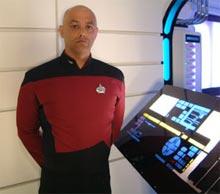 Star Trek fan tot in het extreme