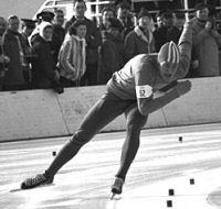 Ard Schenk, 1968 in Grenoble
