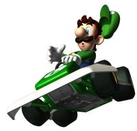 Luigi, de broer van Mario