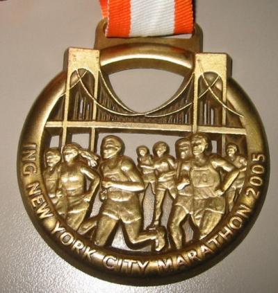 De beloning in NYC