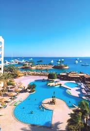 Marriott in Hurghada
